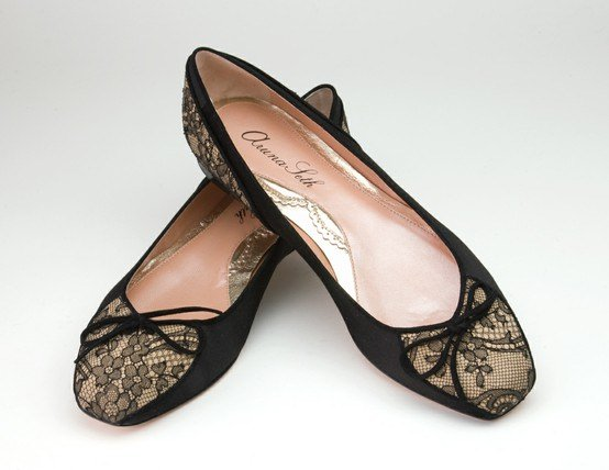Silver Ballet Shoes For Wedding