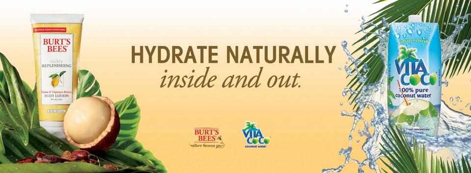 Coco Vita Natural Coconut Water   Oz Cans  Pk