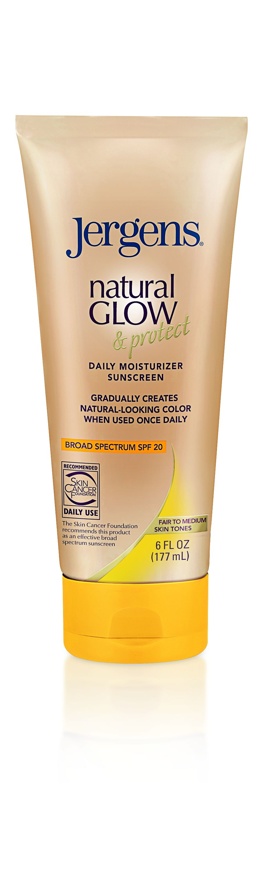 Jergens Natural Glow Face Daily Moisturizer Spf  Review