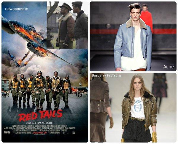Aviator inspired trends 2012
