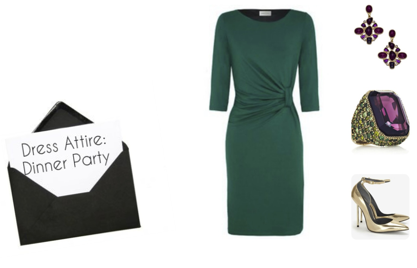 Holiday Style Scenarios: Decode That Invitation Dress Code | STYLE ...