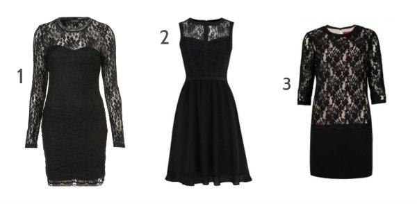 Lace dresses style