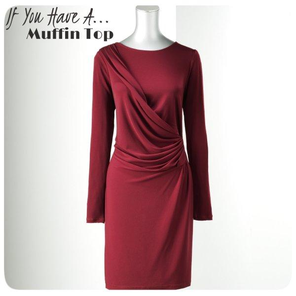 red dress copy