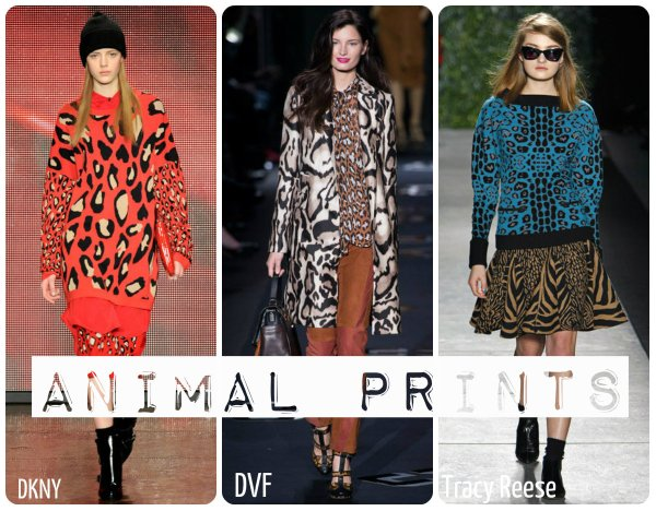 Top Trends From Fall 2013 NYFW