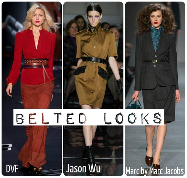 belted skirts