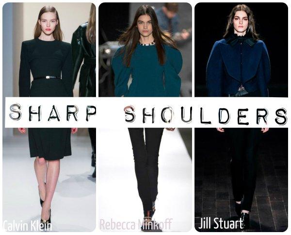 bold shoulders