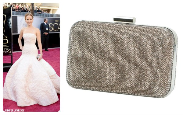 Jennifer Lawrence clutch