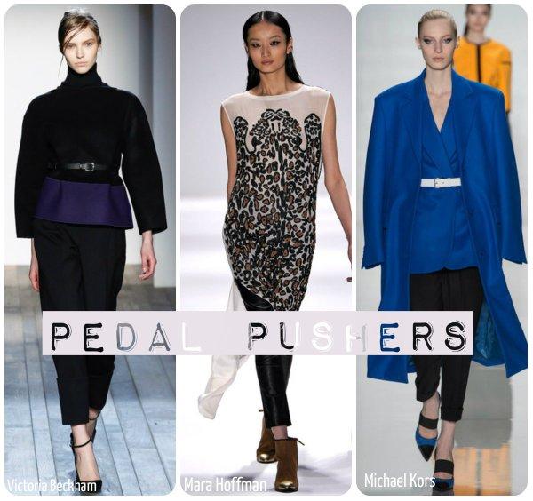 pedal pushers