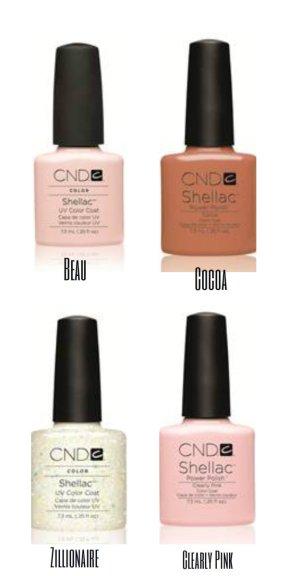 CNDbridal nail colors_sp