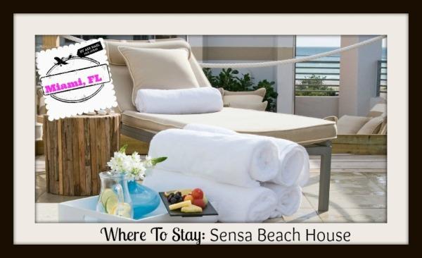 SenseBeachHouse