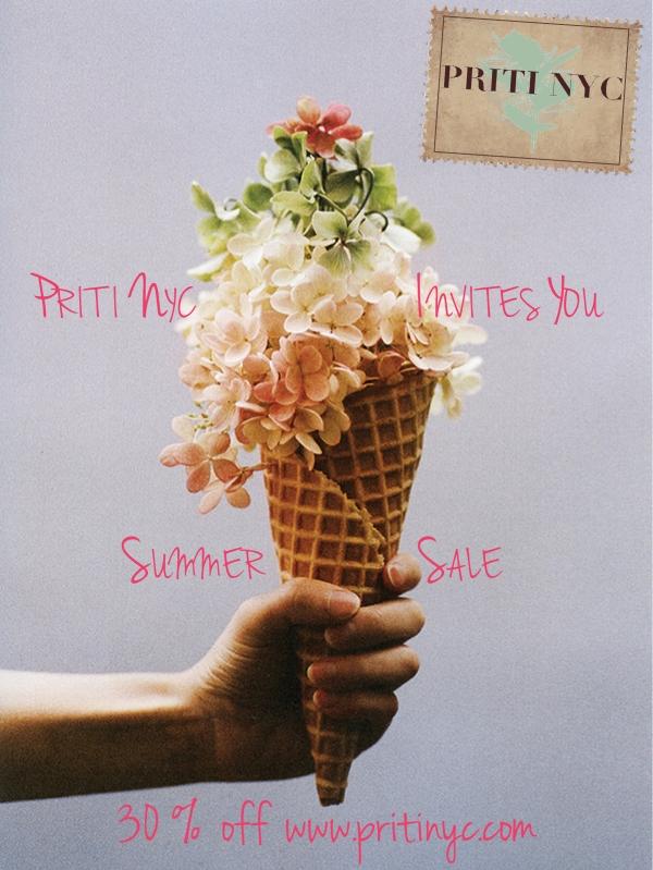 Summer Sale 30% Card