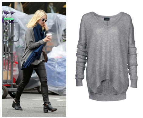 Get The Look - Dakota Fanning in Line