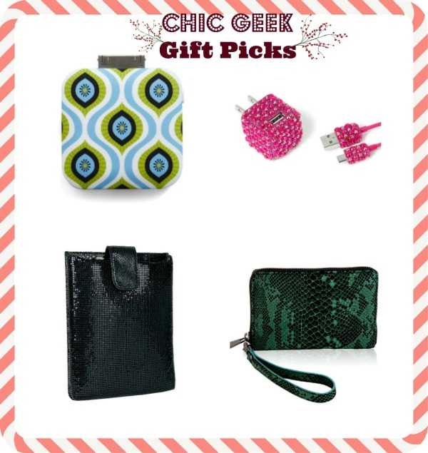 Geek Chic Gift Picks