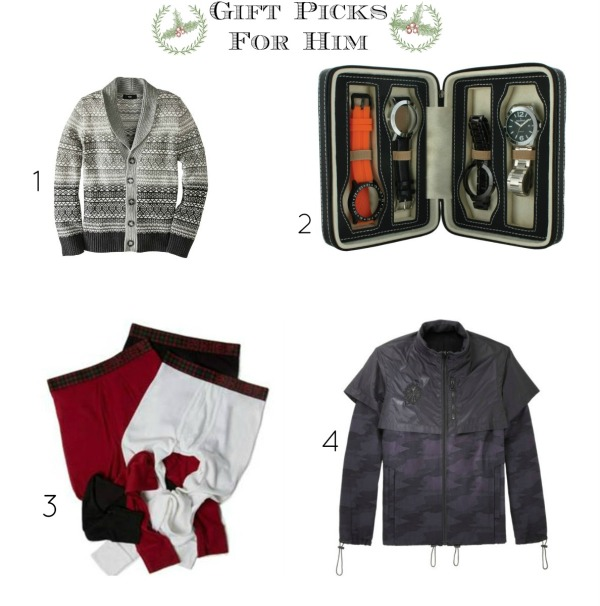 Mens Holiday Gift Picks 1